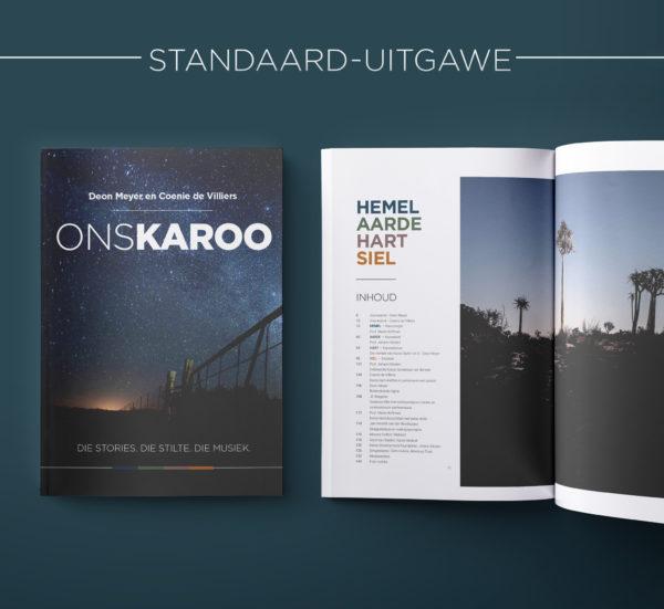 ONS KAROO boek standaard uitgawe